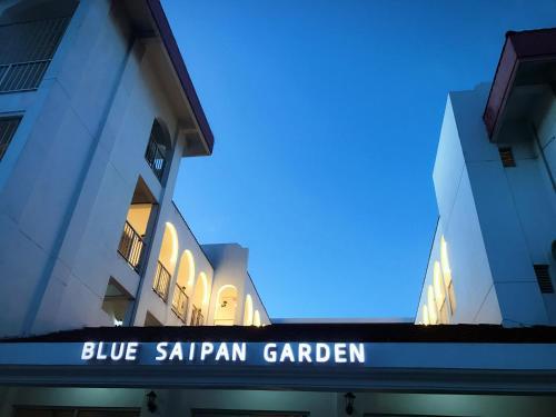 Blue Saipan Garden