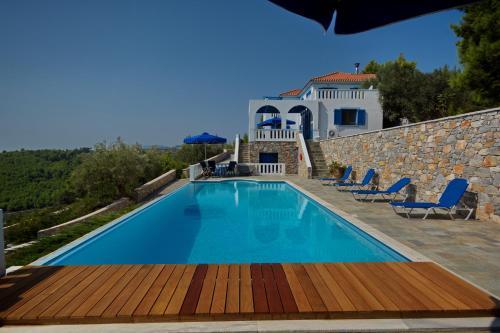 Aegean Blue Villa Patit�rion