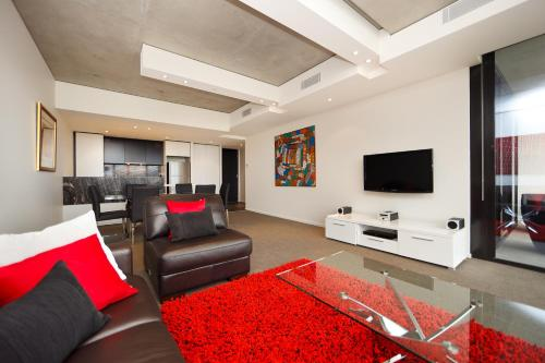 Boutique Properties Canberra One Bedroom Apartment New Acton