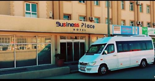 Stay at BP Hotel Baku