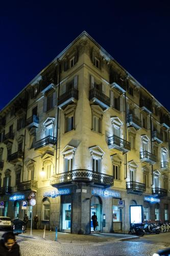 Apartment apart hotel torino turin piedmont italy for Apart hotel torino