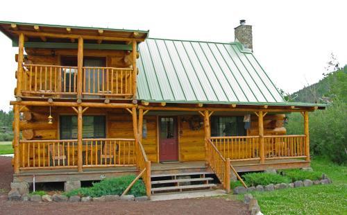 Little Ponderosa Cabin Greer Arizona