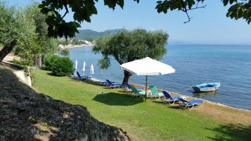 Messonghi Paradise Villa