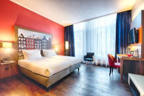 Leonardo Hotel Amsterdam City Center impression