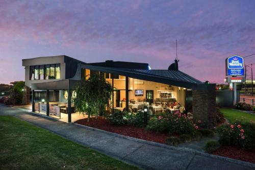 Best Western Mahoneys Motor Inn