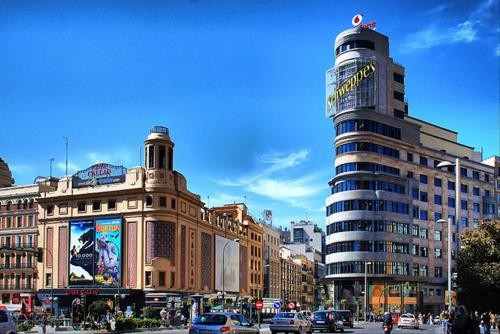 Hotel Stay Gran Via Callao