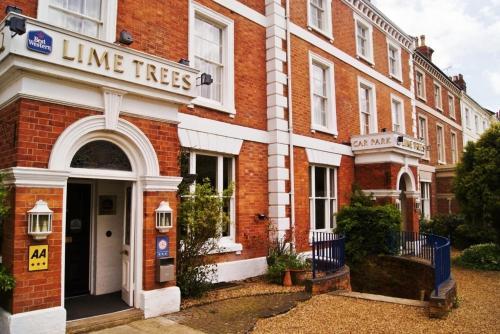 Lime Trees Hotel,Northampton