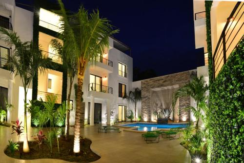 Elements tulum boutique hotel tulum yucatan mayan for Boutique hotel yucatan