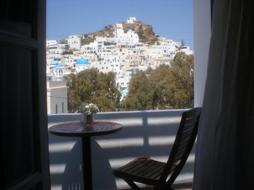 Photo of Armonia Pension Hotel Bed and Breakfast Accommodation in Ios Chora N/A