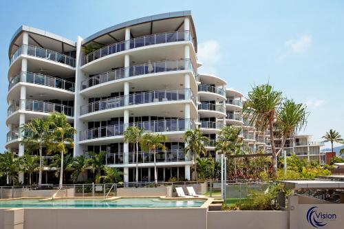 Vision  Cairns Holiday Apartments