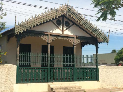 Casa Chalé Gargaú