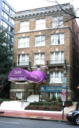 Photo of District Hotel Hotel Bed and Breakfast Accommodation in Washington DC