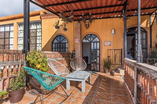 Hotel Casa Loteria San Miguel De Allende México