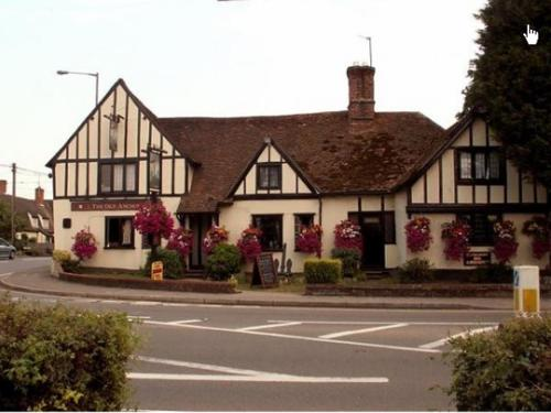 Old Anchor Hotel,Colchester