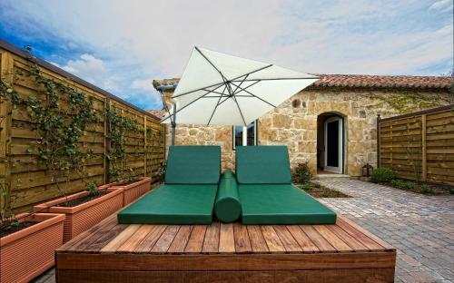 One-Bedroom Villa Hacienda Zorita Wine Hotel & Spa 1