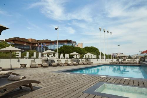 Newhotel of marseille vieux port h tel 71 boulevard - New hotel vieux port marseille booking com ...