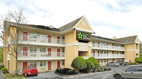 Extended Stay America - Chattanooga - Airport TN, 37421