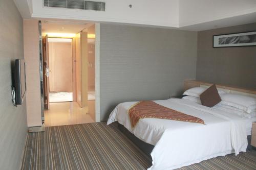 Qingmu Hotel Jiayuan Xintiandi