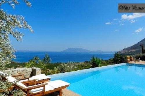 Villa Epidavros Seaview