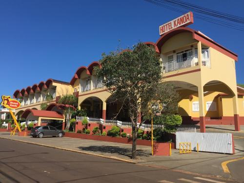 Kanoa Hotel