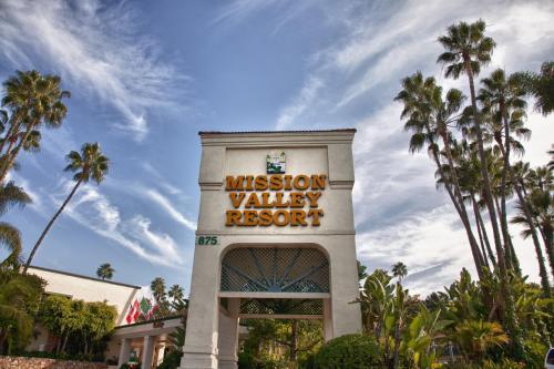 Mission Valley Resort CA, 92108