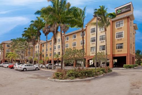 Extended Stay America-Fort Lauderdale-Convention Ctr-Cruise Port FL, 33316