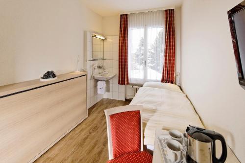 Отель Hotel Beausite Budget 0 звёзд Швейцария