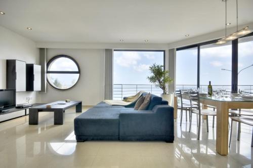 Sliema seafront apartment, 斯利马