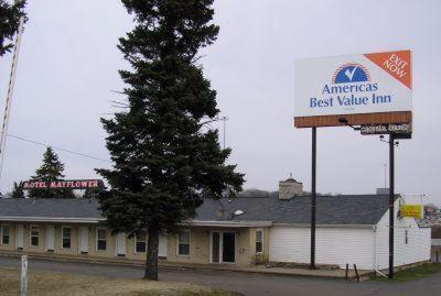 Photo of Americas Best Value Inn Mayflower Hotel Bed and Breakfast Accommodation in Madison Wisconsin