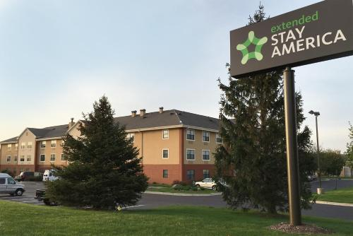 Extended Stay America - Grand Rapids - Kentwood MI, 49512