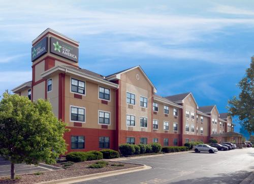 Extended Stay America - Indianapolis - Airport IN, 46241
