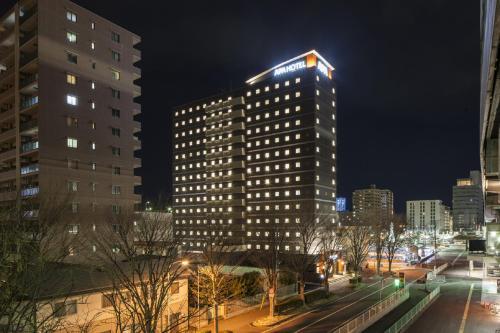 Apa Hotel Fukushima Ekimae