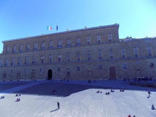 Soggiorno Pitti in Italy