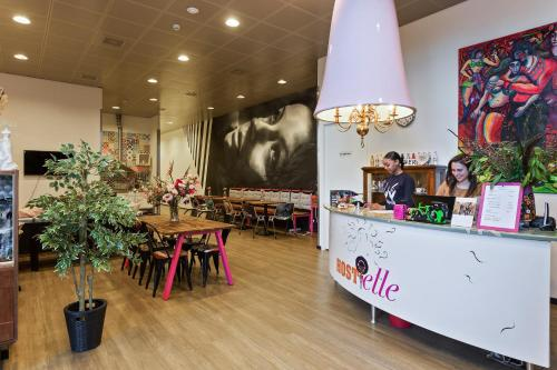 Hostelle - female only hostel