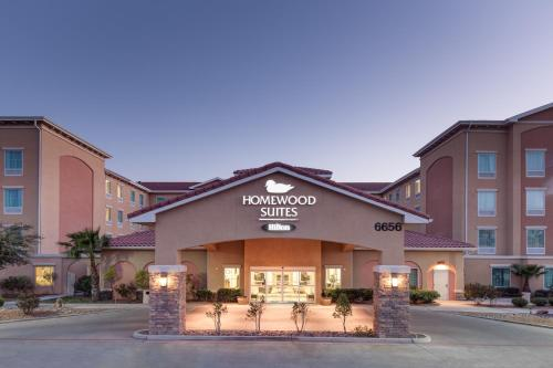 Homewood Suites By Hilton El Paso Airport TX, 79915