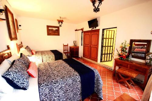 Hotel Mesón Del Rosario Guanajuato