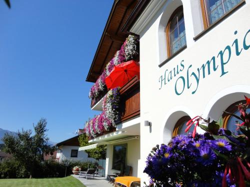 Appartements Haus Olympia