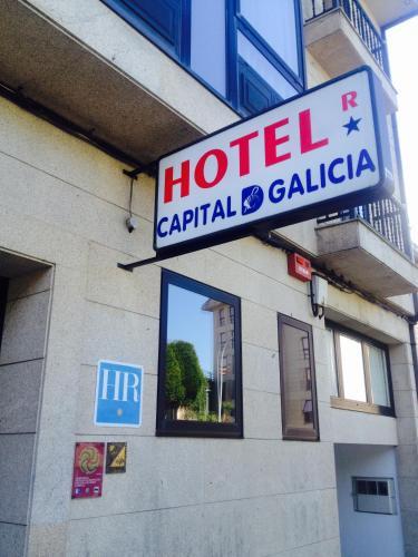 HotelHotel Capital de Galicia