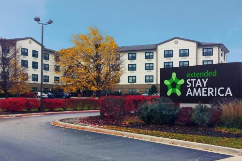 Extended Stay America - Chicago - Elmhurst - O'Hare IL, 60126