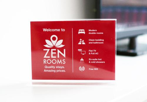 ZEN Rooms Hontanosas Road