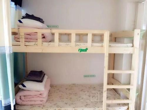 Bunk Bed in Living Room