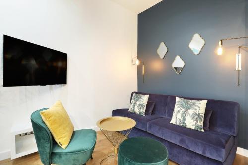 Duplex Centre de Paris