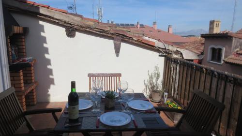 Loft terraza laurel prenota online bed breakfast europa - Bed and breakfast logrono ...