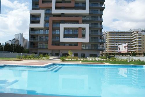 Apartamentos Turisticos Rocha Tower 9 Praia da Rocha Algarve Portogallo