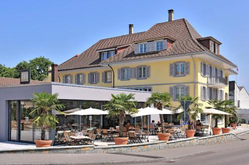 Отель Hotel Murten 3 звезды Швейцария