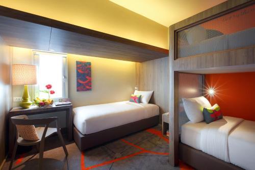 Hotel ibis Styles Bangkok Khaosan Viengtai - 14 of 49