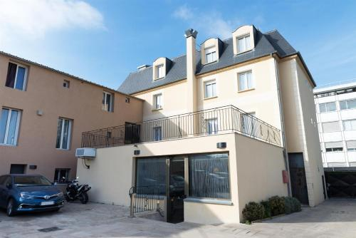 Hotel De Saint Germain Avenue Schueller