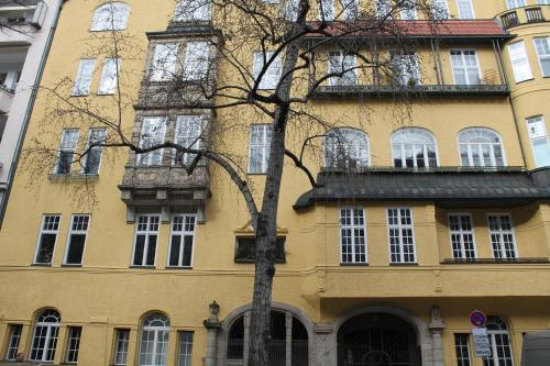 Hotel Pension Waizenegger am Kurfürstendamm impression