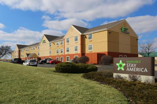 Extended Stay America - Kansas City - Airport - Plaza Circle MO, 64153