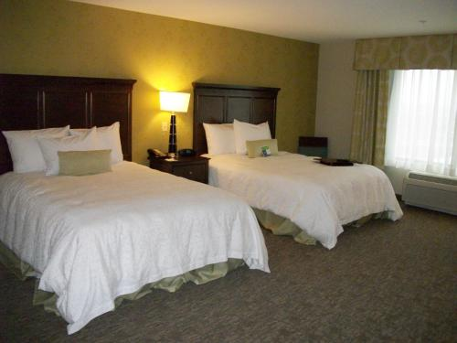 Hampton Inn And Suites Manteca
